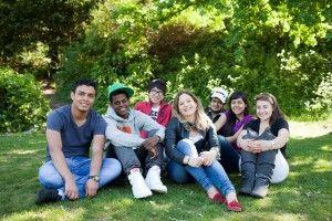 Jóvenes en Grupo
