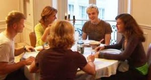 Foto alojamiento en Familia Paris