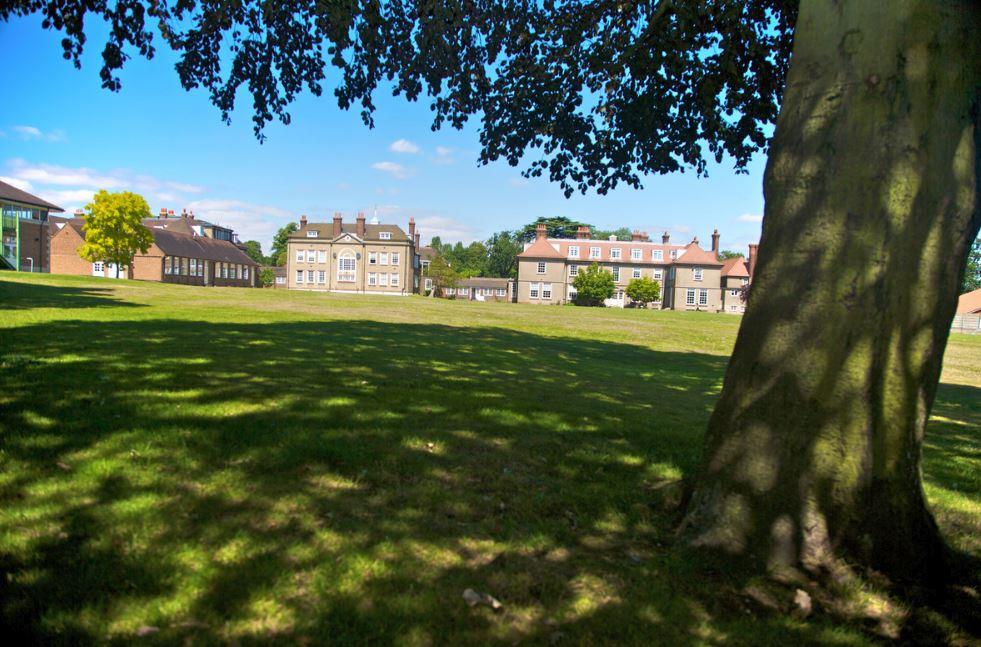 Farringtons. School front view 2