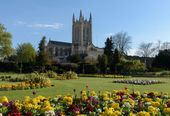 Cambridge -Bury St. Edmunds-
