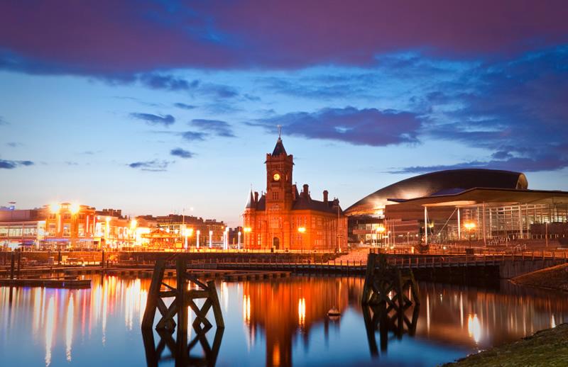 Cardiff Ciudad