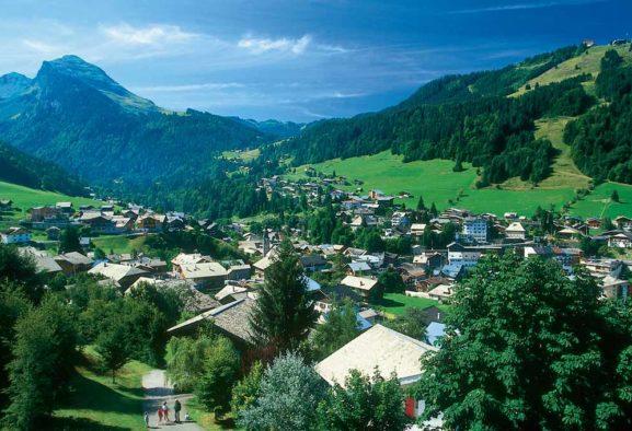 Los Alpes Franceses -Morzine-