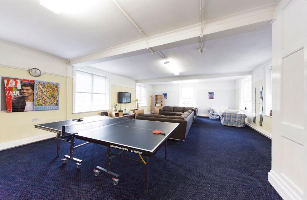 Farringtons. Common room
