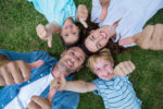 familia en el extranjero